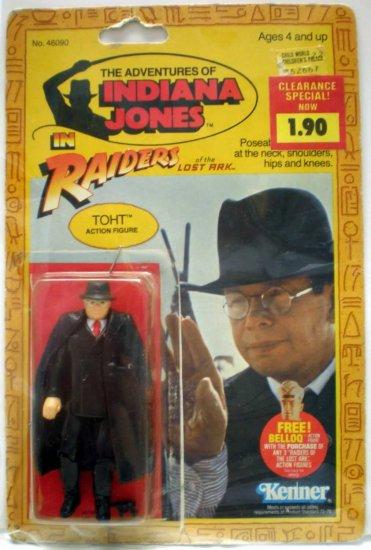 INDIANNA JONES RAIDERS 1982 TOHT # 1, 4.0 VG