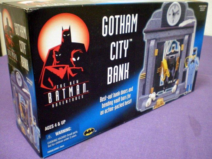 NEW BATMAN ADVENTURES GOTHAM CITY BANK # 28958, 8.5 VF +