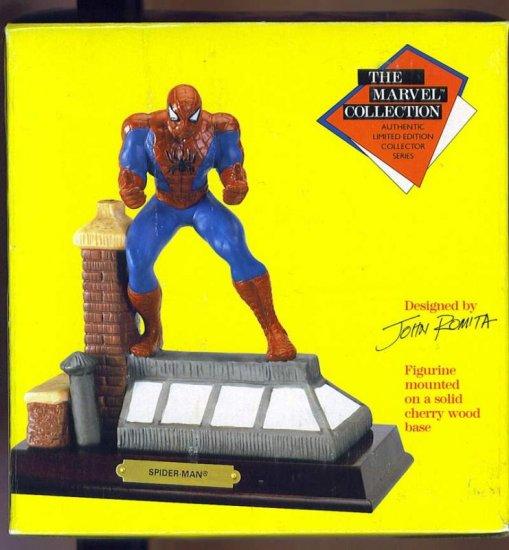 Spider-Man Figurine # 1, 6.0 FN