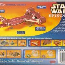 STAR WARS REPUBLIC CRUISER # 68130, 8.0 VF