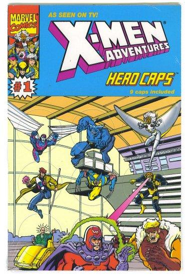 X-Men Adventures Hero Caps # 1, 9.4 NM