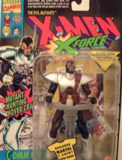 X-Men Evil Mutants Comm Cast # 49526, 6.0 FN