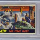 BVG GRADED 1962 MARS ATTACKS # 26, 7.5 VF -