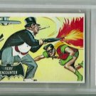 BVG GRADED 1966 BATMAN CARD # 19, 5.0 VG/FN