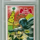 BVG GRADED 1966 BATMAN CARD # 21, 5.0 VG/FN