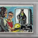 BVG GRADED 1966 BATMAN CARD # 25, 5.0 VG/FN