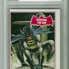 BVG GRADED 1966 BATMAN CARD # 39, 2.0 GD