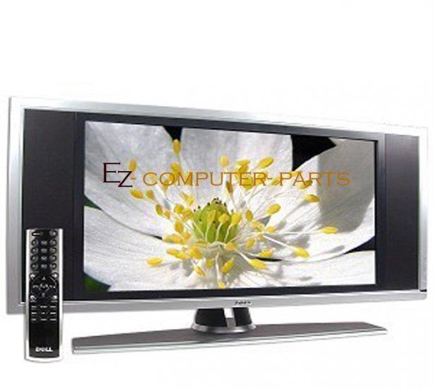 """NEW Dell 26"""" 720p Widescreen LCD HD TV Silver  W2607C `"""