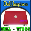 NEW Dell Inspiron 1525 1526 Pink LCD Back Cover TY055 :