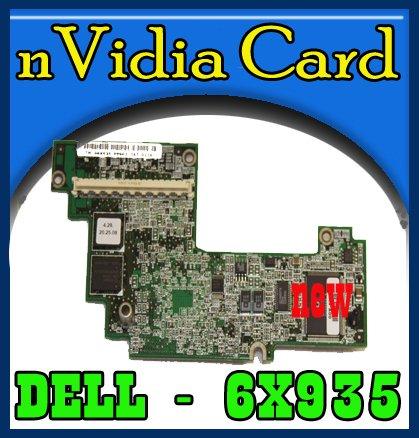 DELL nVidia Quadro4 700 Go GL NV28GL 64MB Card 6X935  `