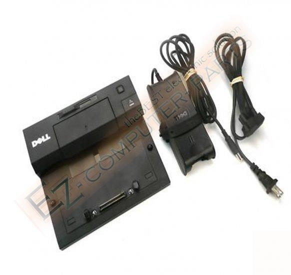Dell Latitude E4200 E-Port eport PW380 +Power Adaptor :