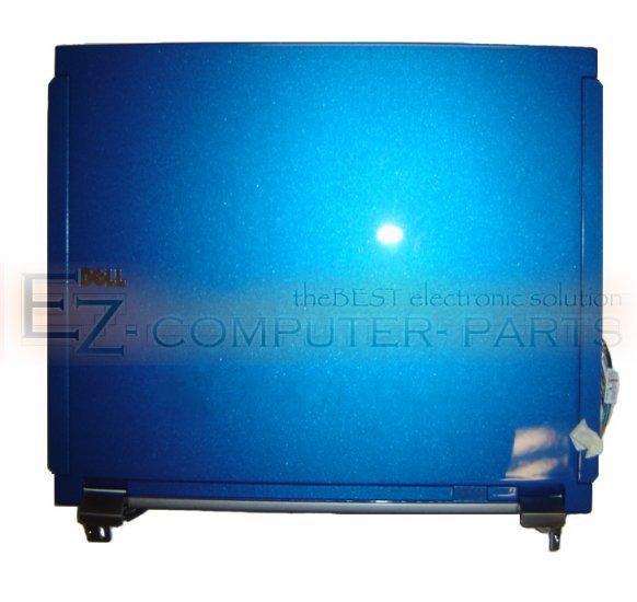 """Dell Latitude E4200 12.1"""" LCD Back Cover Blue H074G !"""