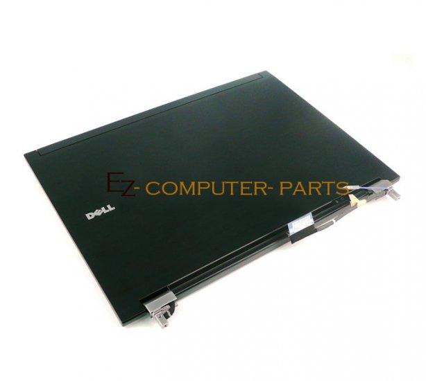 DELL XX279 LCD Cover w/ Hinges Latitude E6500 A+Grade !