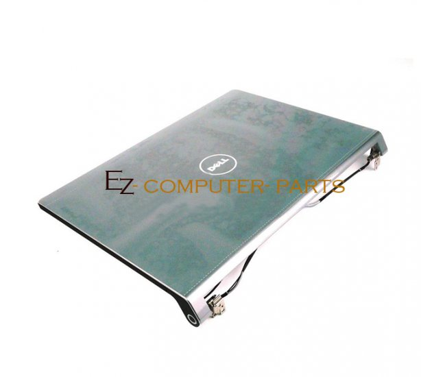 """DELL X361D LCD Cover w/ Hinges """"A+ Grade""""             ~"""