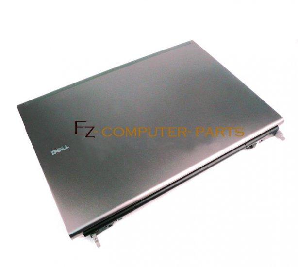 DELL M169F LCD Cover w/Hinges Precision M6400 A+ Grade!