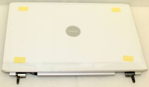 "DY710 - Dell Inspiron 1721 17"" LCD Cover & Hinges NEW #"