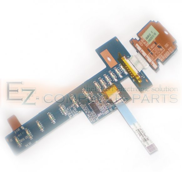 Multi-Media Control Board with LED N819F LS-4134P *A* !