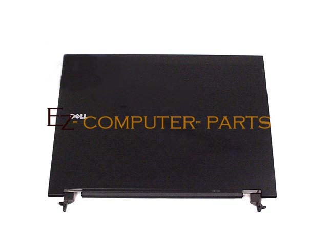 DELL RC382 LCD Cover w/Hinges Latitude E5500 A+ Grade ~