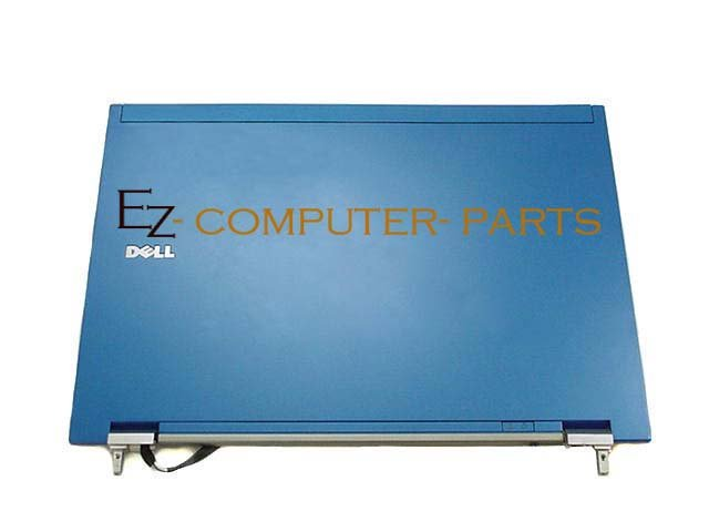 """DELL MT651 LCD Cover w/Hinges """"A+ Grade""""  ~"""
