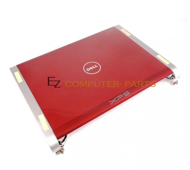"DELL TY020 LCD Cover w/Hinges For XPS M1530 ""A Grade"" ~"