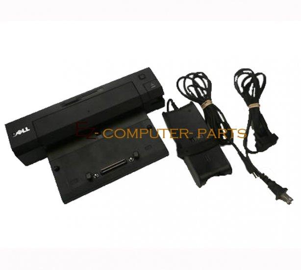 Dell E-Port EPORT Replicator E5400 E5500 W/PA10 Adapter