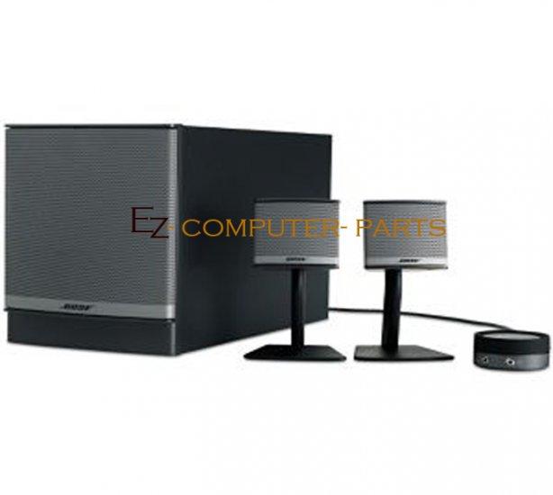 NEW Bose Companion® 3 Series II Multimedia Speakers !