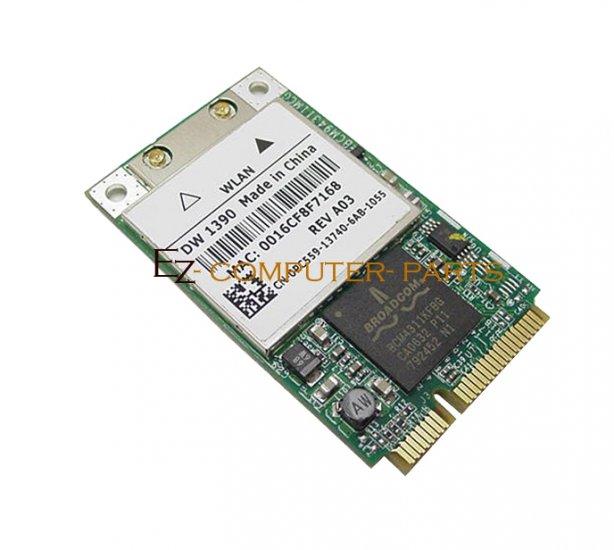 LOT OF 10 Dell PC559 DW 1390 Mini PCI Express Card   !