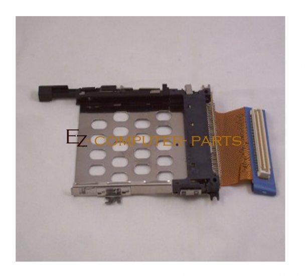 Dell YD438 Latitude D620 D630 PCMCIA CAGE W/ CABLE !