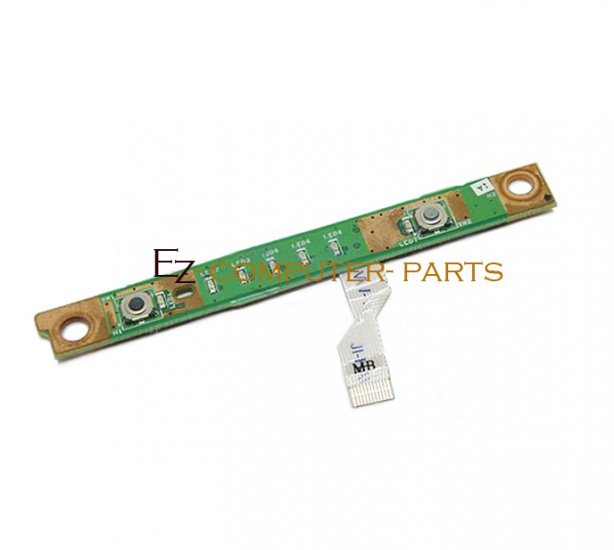 DELL NU170 XPS M1530 Power Button Board  ~