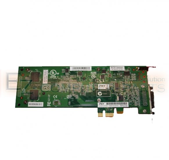 Dell LOW PROFILE PNY 256MB VIDEOCARD - P/N X376G    :
