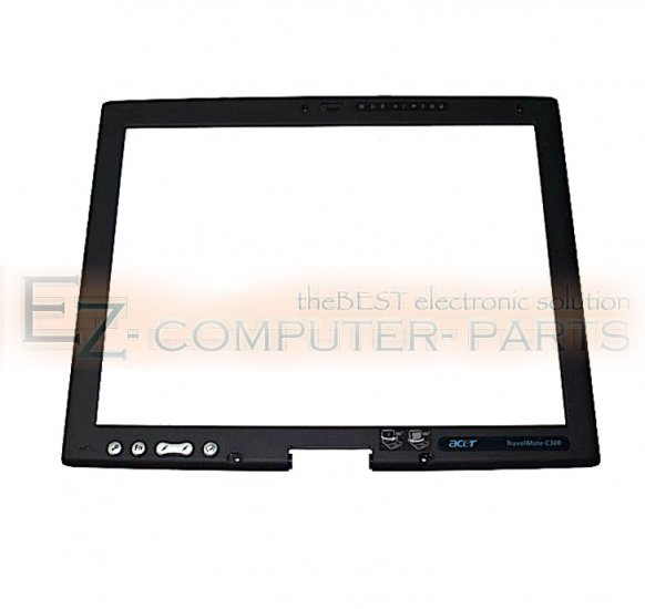 """Acer TravelMate C300 14.1"""" LCD Bezel 60.T28V1.107 NEW !"""