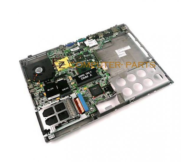 Dell YY709 JF242 D820 Motherboard w/Base          ~