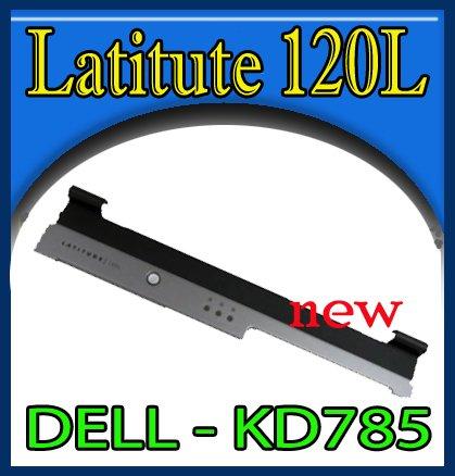 OEM DELL Latitude 120L Hinge Cover Power Button KD785 :
