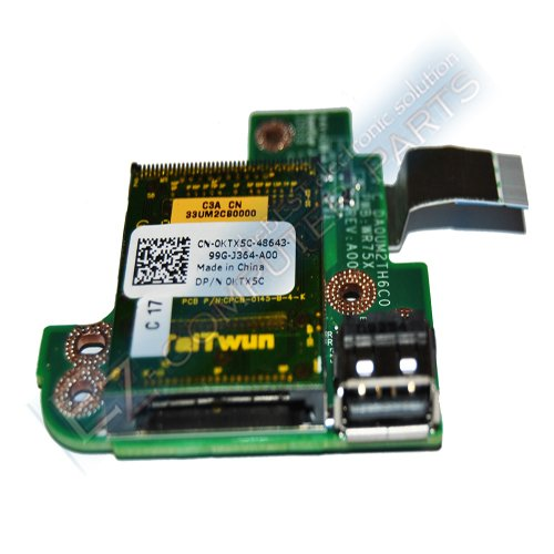 DELL SD CARD BOARD - KTX5C  **NEW** !