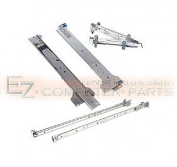 Dell PowerVault 725N 1U 2-Post V3 Rail Kit   F1072    :