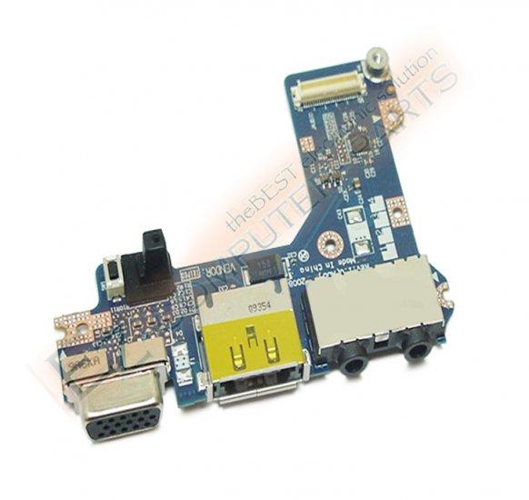 Dell Latitude E4200 IO eSATA Audio Circuit Board! D537F