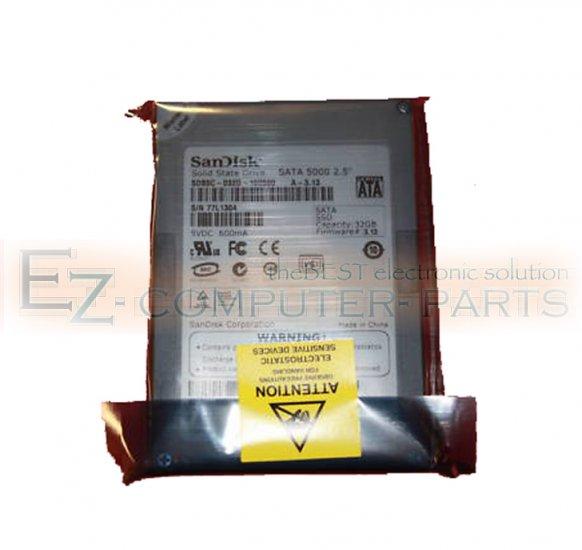 DELL PRECISION M4300 SSDR 32GB 2.5 HARD DRIVE- DU782  :