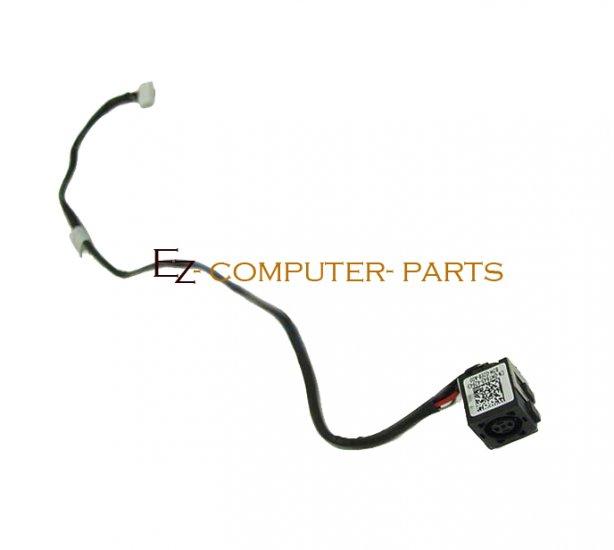 Dell Latitude E6400 DC Power Input Jack w/Cable MT643 ~