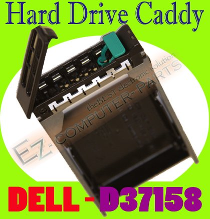 "Intel 2.5"" SAS Hotswap Hard Drive tray caddy D37158-001"
