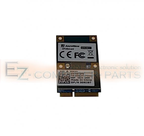 AzureWare Dell DW700 GPS D628T Mini card GPS-M11intrn !