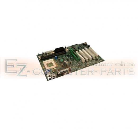 DELL DIMENSION 4100 MOTHERBOARD S.370, 97UJY 31REP :