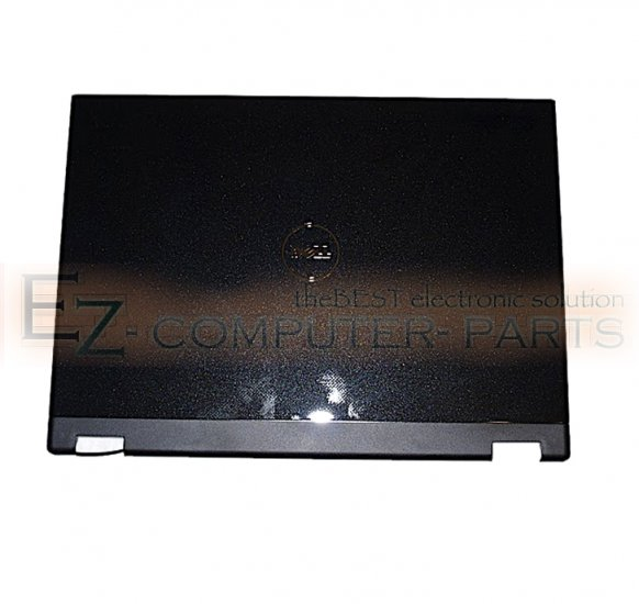 Dell Vostro 1710 1720 LCD Back Lid Cover Black P734N  !