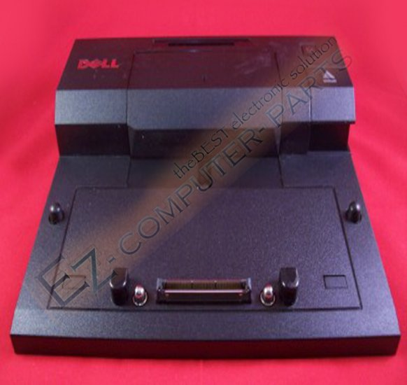 USED Dell Latitude E-Port Docking station E5400 E5500 !