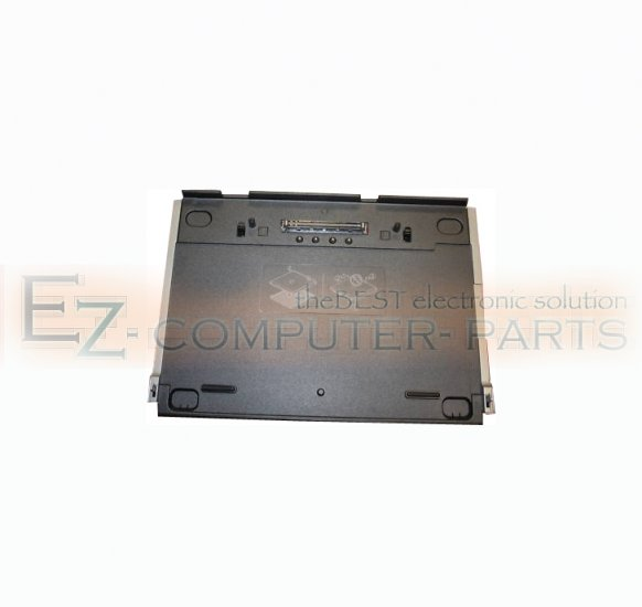 DELL LATITUDE D420 DOCKING STATION W/ CDRW&DVD  HJ119 :