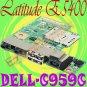Dell Latitude E5400 IO Circuit Board w/ DC Jack C959C !