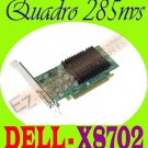 Dell X8702 nVidia Quadro NVS285 256Mb DMS-59 Video Card