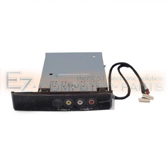 DELL XN264 XCELERATOR-E SVIDEO 4PORT AUDIO VIDEO CARD ~