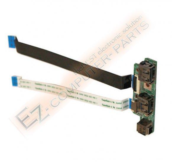 Dell Studio 1535 1536 1537 Firewire Board M264C F965C !