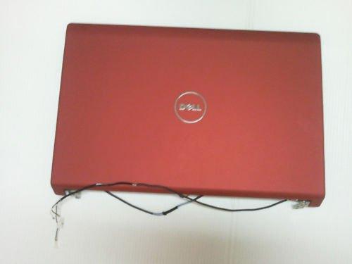Dell Studio 1555 LCD Back Cover & Hinges T210N B Grade!