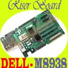 Dell Poweredge 2800 PCI-e V3 Riser Board Assy M8938  :